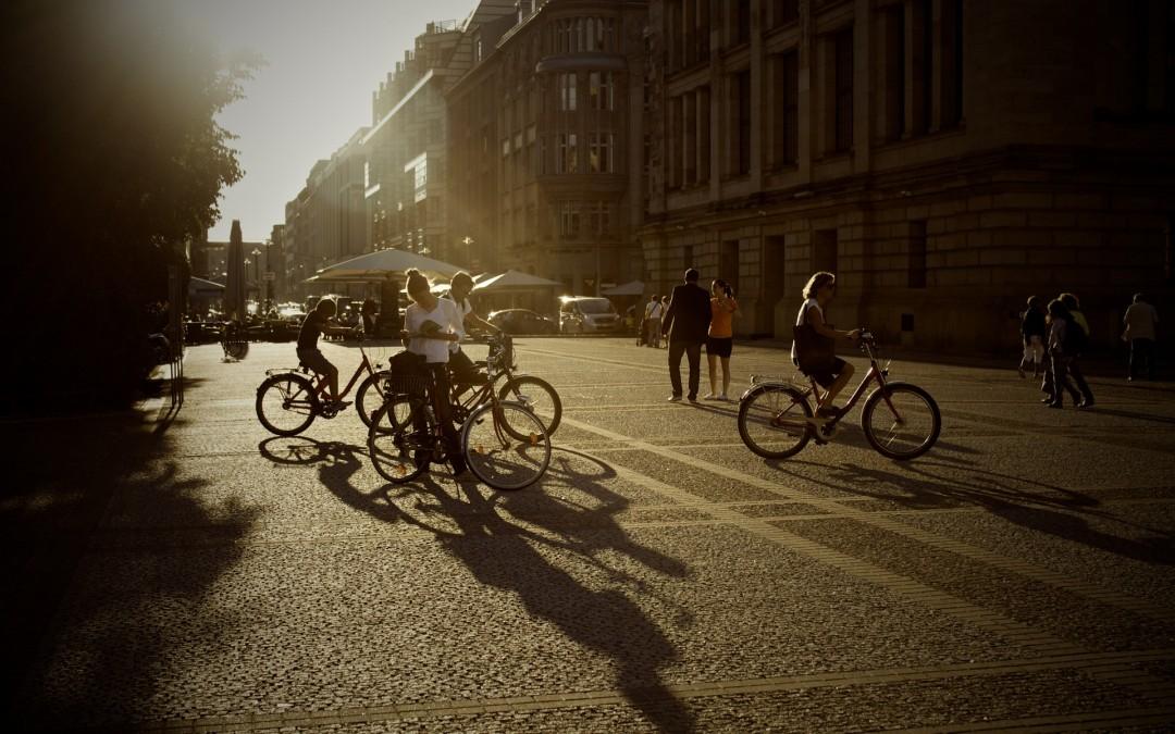 Algunos consejos básicos para circular en bicicleta por las calles