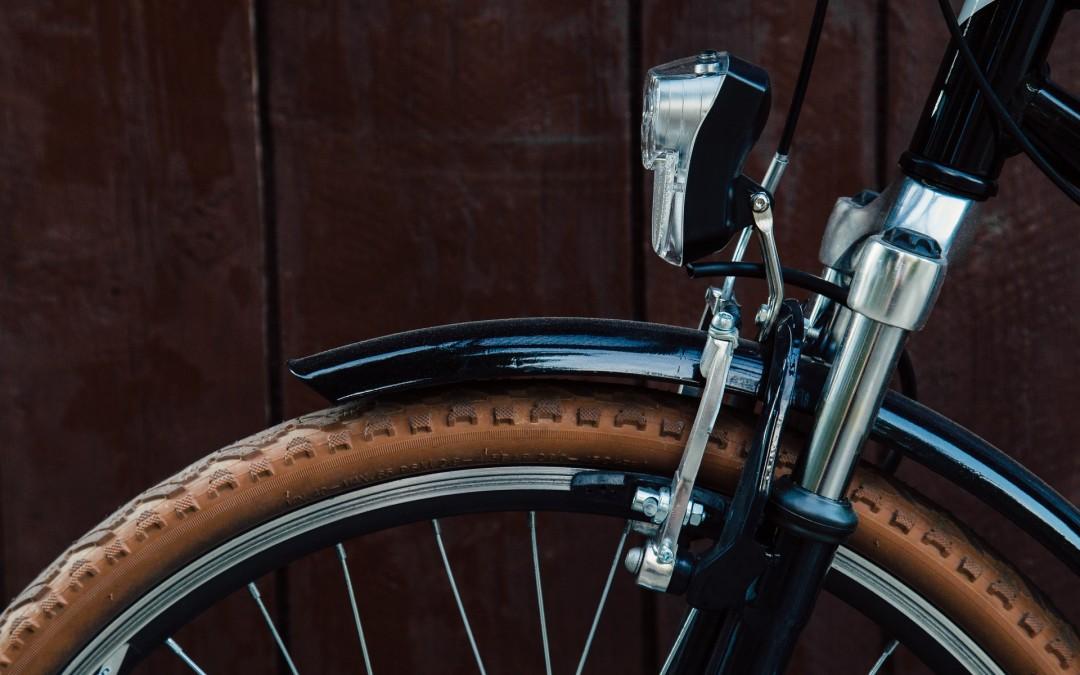 Algunos ciclistas también lo hacen mal
