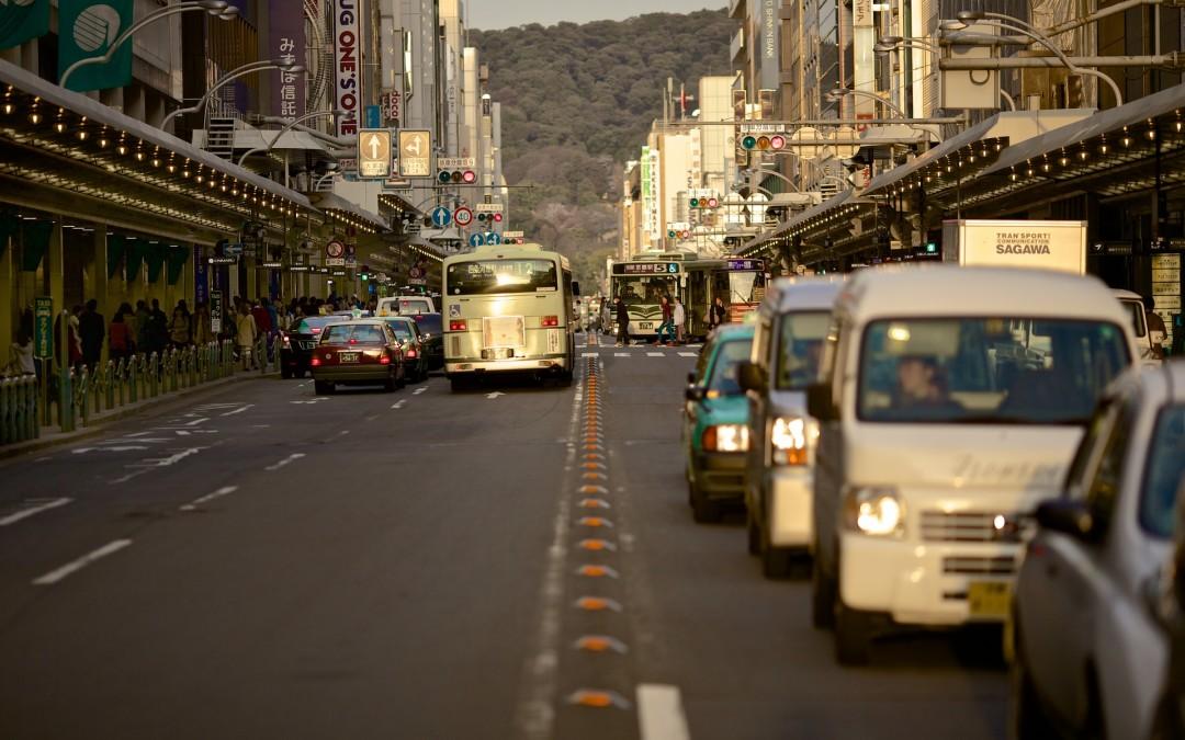 Infracciones de autobús público, taxi y varios vehículos privados el 29 de Mayo de 2014